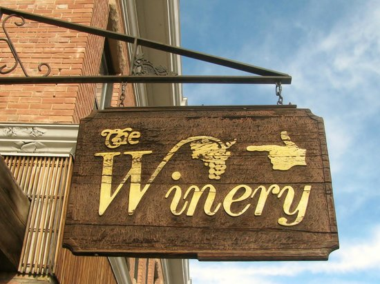 The Winery Restaurant - Grand Junction's Steakhouse: Entrance