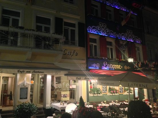 Hotel Alte Laterne: esterno