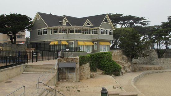Beach House at Lovers Point