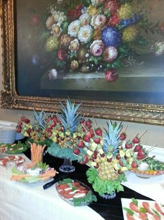 The Lasker Inn: Tropical delights