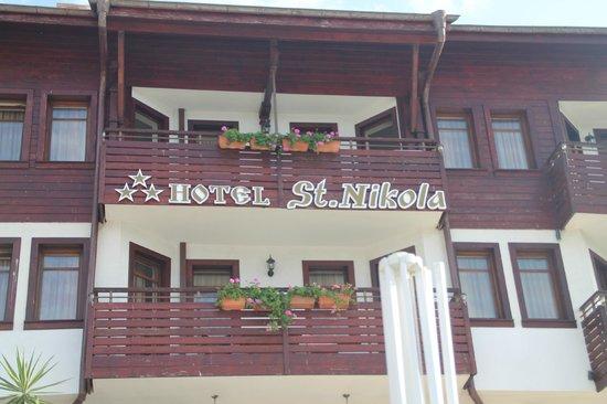 Hotel St. Nikolay