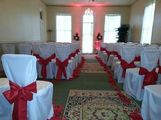 The Lasker Inn: Wedding Ceremony