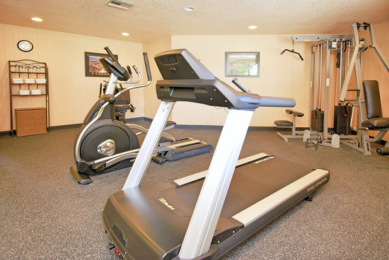 Best Western San Dimas Hotel & Suites: Fitness Center