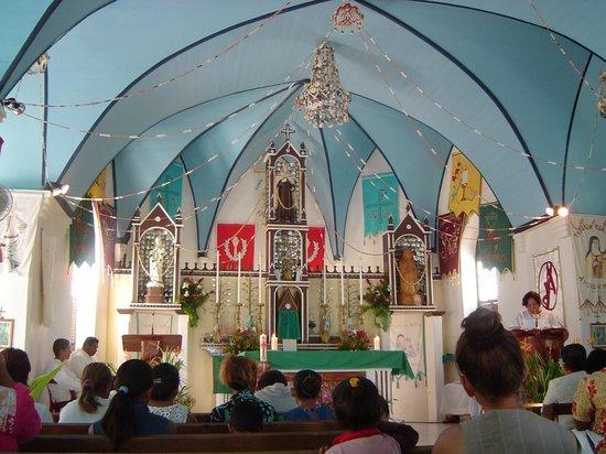 Pearl Havaiki: La messa domenicale. Da non perdere!