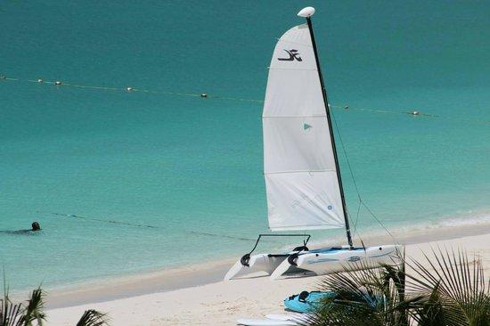 Seven Stars Resort & Spa: Complimentry sail boat