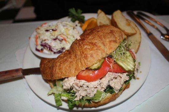 Andersen's Danish Bakery: Tuna Salad Sandwich