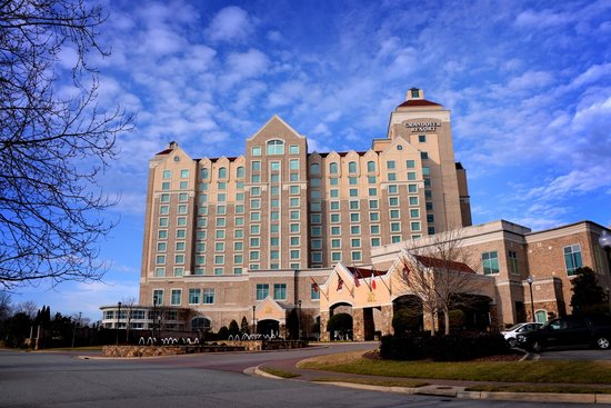 Grandover Resort , Golf, Spa & Conference Center: Resort