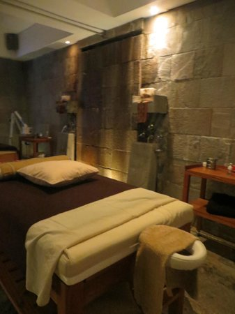 Eco Inn Cusco: inca spa