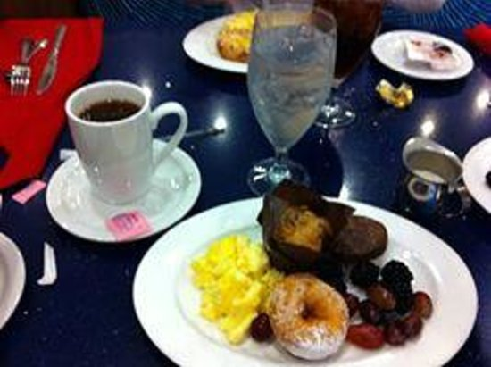Hilton Pensacola Beach: Breakfast Buffet