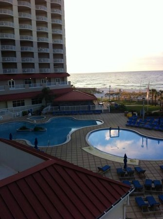 Hilton Pensacola Beach: Pool picture 2