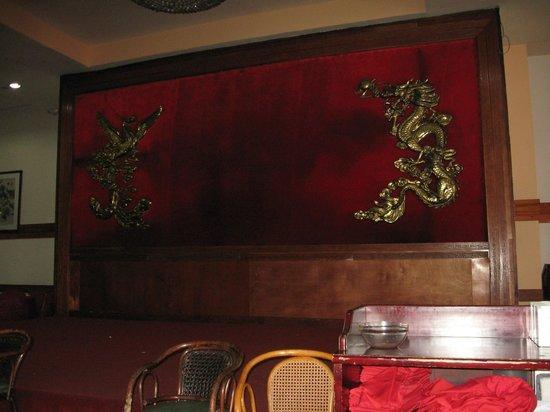 Restaurant Dragon Oriental: ecenario