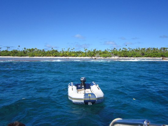 Escapade Charter Tahiti, Day tours : Tétiaroa