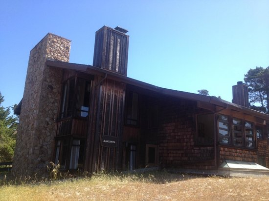 Asilomar Conference Grounds: lodging