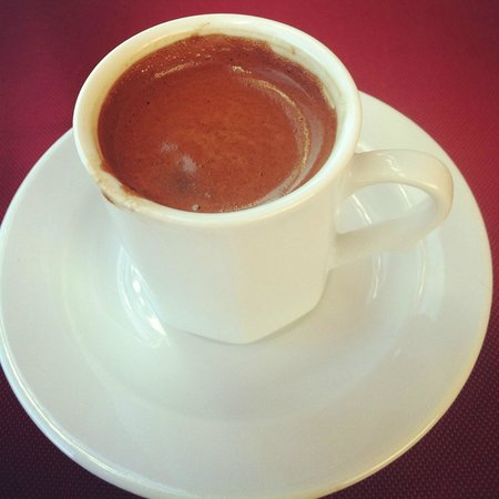 Kusadasi Market: Real Turkish coffee