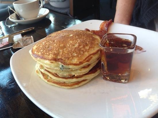 Flannel: pancakes