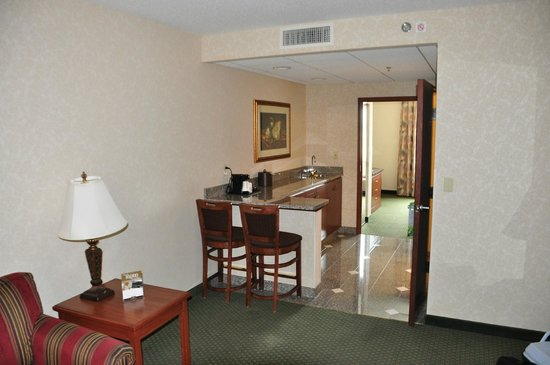 Drury Inn & Suites Forest Park: Wet bar