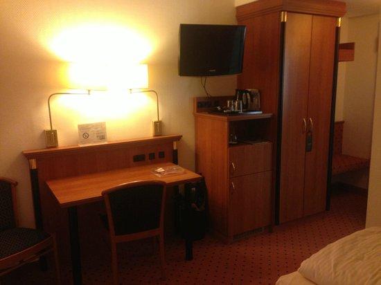 Hotel Mercure München Altstadt: espaço para trabalhar