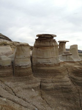 Heartwood Inn and Spa: nearby Hoodoos in the Badlands