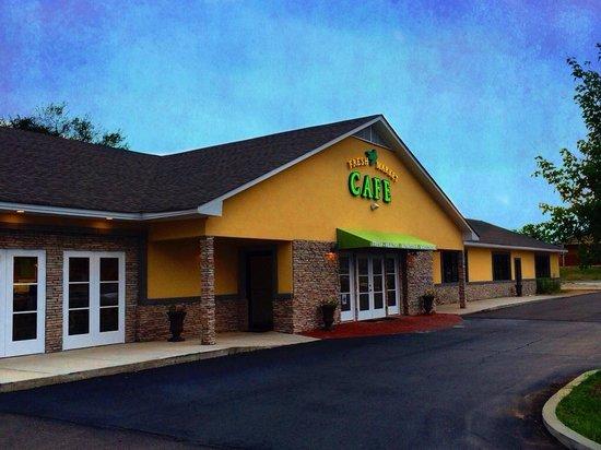 Fresh Market Cafe New Albany Restaurant Reviews Photos Tripadvisor