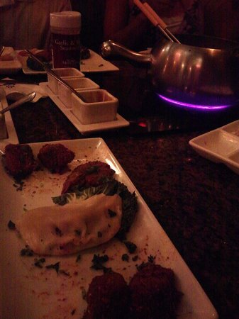 The Melting Pot: Dark Dinner
