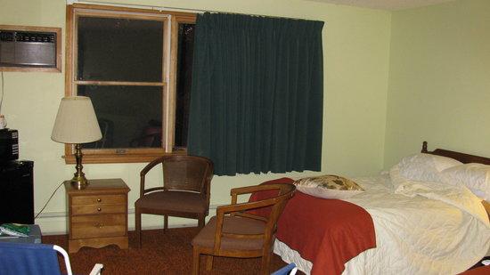 Eastland Motel: Notre chambre
