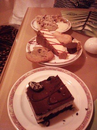 Fresh Harvest : Desserts