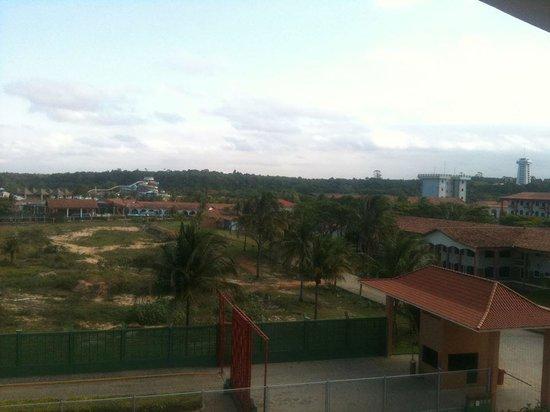 Centro de Turismo de Praia Formosa SESC: vista panorâmica