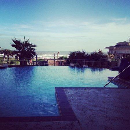 Holiday Inn Club Vacations Galveston Beach Resort: From the pool