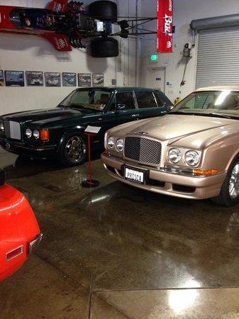 Marconi Automotive  Museum : 2 Bentley's