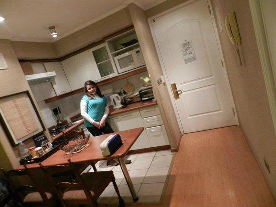 Time Suite: Cozinha
