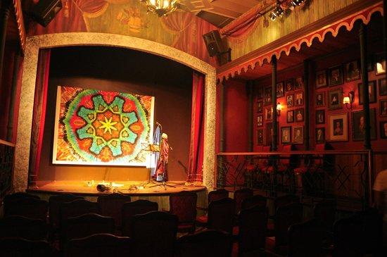 Memorial Minas Gerais Vale: Teatro