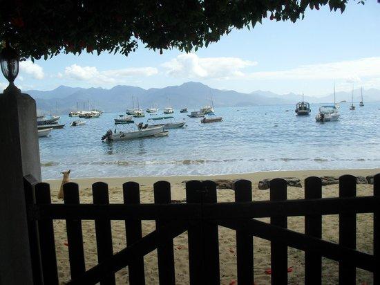 Pousada Manaca Inn: Vista da pousada