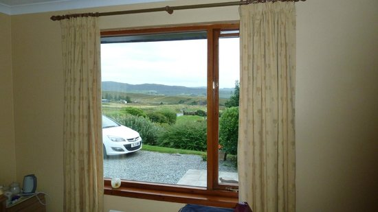 Westwards: View from Bedroom