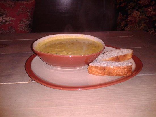 Lydia's Cafe: soup
