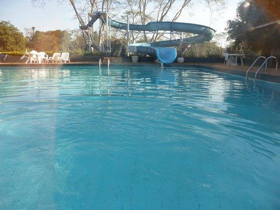 Lagoa Santa, GO: Ótima piscina