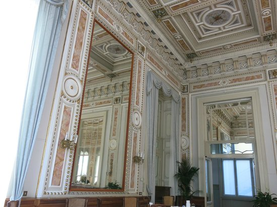 Grand Hotel Villa Serbelloni: Breakfast 'room' splendour