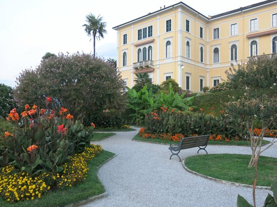 Grand Hotel Villa Serbelloni: Must walk the grounds