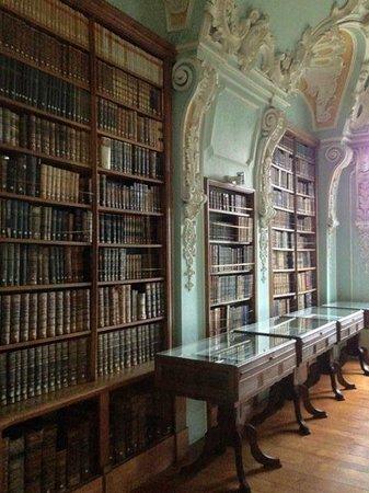Abdij Rolduc: Rococo Bibliotheek