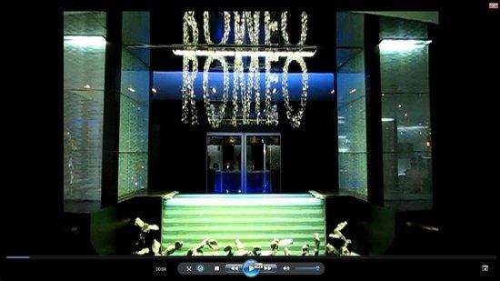 Romeo Hotel : Hotel Lobby