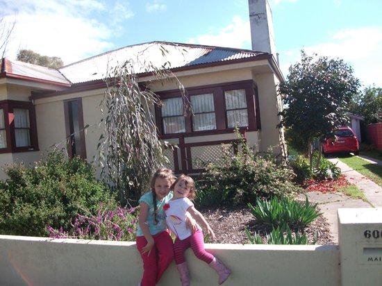 Australia Park Motel: 3 bdr cottage
