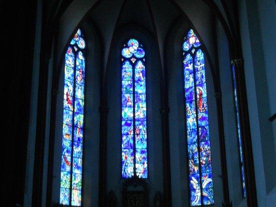 Katholische Pfarrkirche St. Stephan: Wonderful and tranquil