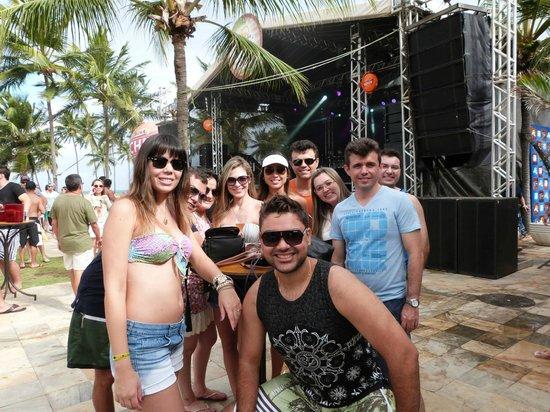 Sauipe Resorts: Festa perfeita