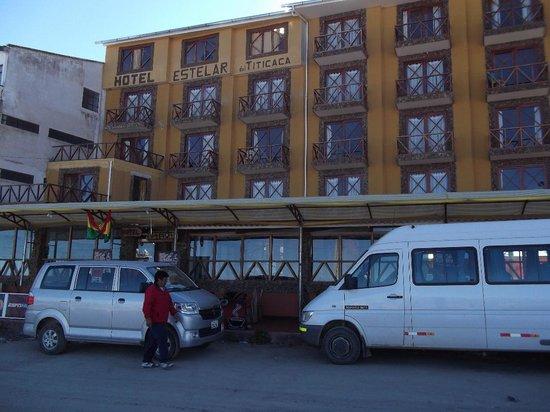 Hotel Estelar del Titicaca: Hotel Estelar Copacabana Bolivia
