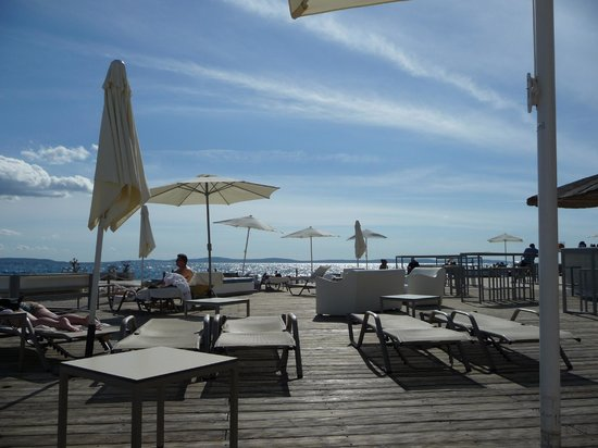 Radisson Blu Resort Split: Praia