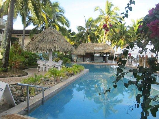 Welcome To The Edgewater Picture Of The Edgewater Resort Spa Arorangi Tripadvisor