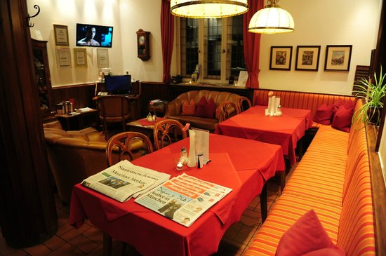 Hotel Laimer Hof Lobby/Reception area