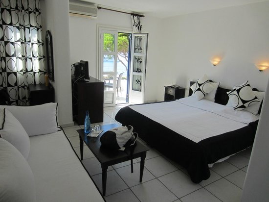 Elysium Hotel Room 7