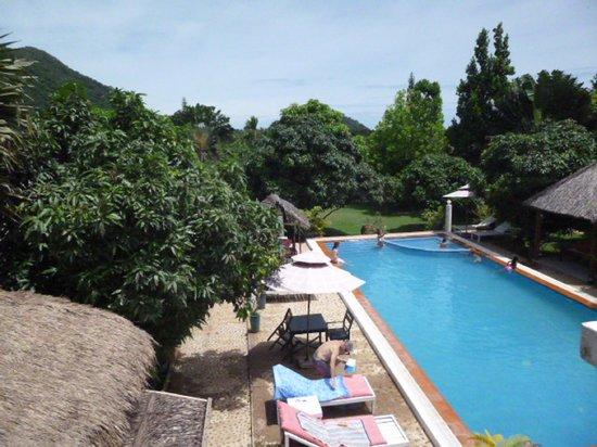 Malibu Estates Bungalows Resort: La piscine du Kep Malibu hôtel