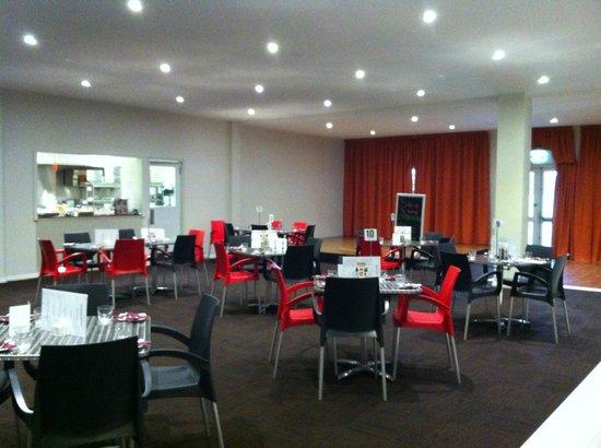 Manjimup Gateway Hotel: Bella's Cafe & Wine Bar