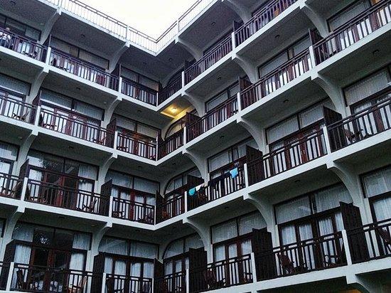 Silver Naga Hotel : 호텔